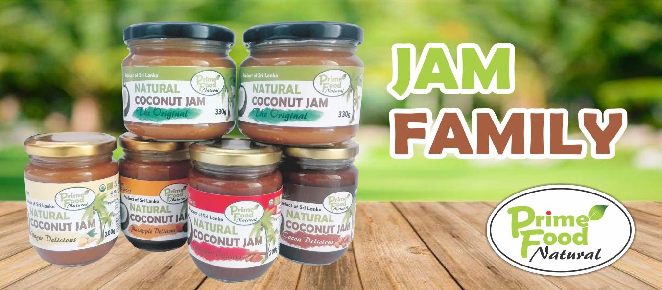 Prime Food Coconut Developments